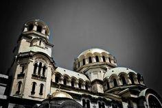 Alexander Nevsky Cathedral, Sofia, BG