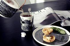 my favorite Marimekko ceramics