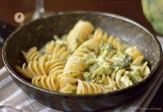 Fusilloni+con+broccoli+e+Philadelphia