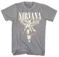 Nirvana Galaxy in Utero T-shirt. Vintage & Awesome! - http://www.band-tees.com/store/N_NV1476_ML73!FEA/Nirvana+Galaxy+In+Utero+Tshirt