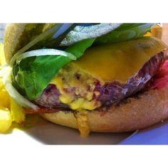 Burger del De Santa Rosalia, hoy en el blog