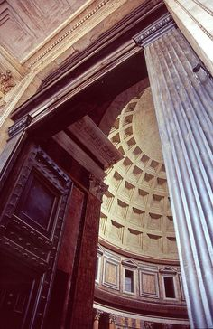 Pantheon, Roma | Flickr - Photo Sharing!