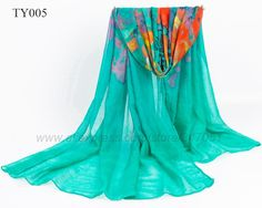 new style 2014 women's voile long scarf colorful scrawl doodle gradients colors shawl women soft warm stoles wholesale-in Scarves from Apparel & Accessories on Aliexpress.com | Alibaba Group