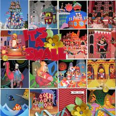 It's a Small World--you see, I NEED to cram on a bunch of IASW pictures onto a layout because I NEED to take at least this many pictures!