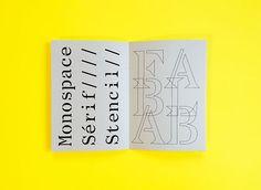 Fablab_Typeface on Behance