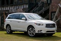 infiniti jx35 - my new ride :)