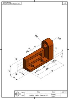 #dvcdrawings Isometric Sketch, Autocad Isometric Drawing, Mechanical Engineering Design, Mechanical Design, Autocad Inventor, Isometric Drawing Exercises, Cad 3d, Orthographic Drawing, Cad Computer
