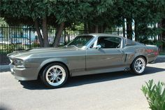 '67 Ford Mustang GT 500 Fastback