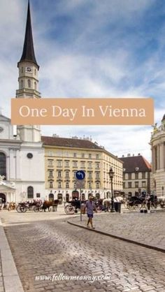 What To Do In Vienna For One Day | How To See An Opera In Vienna For 3 Euros | Vienna Austria One Day Itinerary | One Day In Vienna Austria | Follow Me Away Travel Blog