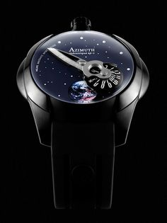 Azimuth SP-1 Spaceship watch for men