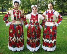 Costumes from Banovina/Banija