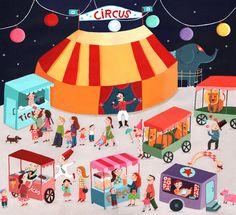 (2016-04) Hvad gør de i cirkus?