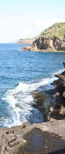 ROCK, FISHERMEN antigua and Barbuda