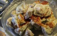 DIY 港式佳肴 (63) 煎馄饨 (Pan-fried Wantons)  http://easydiy365.com/?p=33434