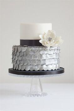 Preciosas tartas románticas para que os sirvan de inspiración.