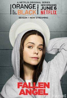 OITNB Season 2 Poster starring Pennsatucky