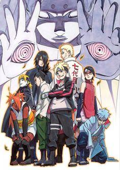 Boruto y Naruto la película  - nueva Era