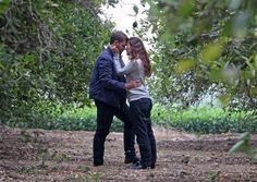 Tony and Ziva <3