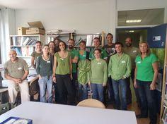 Petite photo d'équipe Conservatoire d'espaces naturels du Languedo-Roussillon