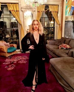 Jemima Kirke for Alicia Key's 'Keeping A Child Alive' 12th Annual Black Ball