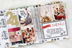 Scrapbook Sunday - Would love to have the time and motivation to do this