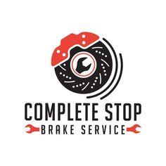 New mobile brake repair business needs a logo by Shariq Creative !!!