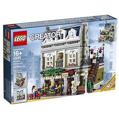 LEGO Creator Expert 10243 Parisian Restaurant LEGO Creator Expert http://www.amazon.com/dp/B00HQIZBE4/ref=cm_sw_r_pi_dp_8-qNtb0C2QMVPM44