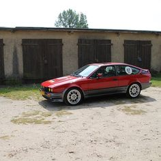 Alfa Romeo Gtv6, Alfa Gtv, Custom Muscle Cars, Old School Cars, Hot Rods, Classic Cars, Automobile, Vehicles, Wheels