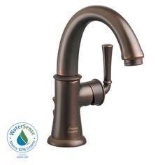 Portsmouth Swivel Monoblock Faucet - Oil Rubbed Bronze