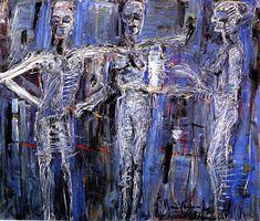 DAS ARTES: IBERÊ CAMARGO 1914 / 1994