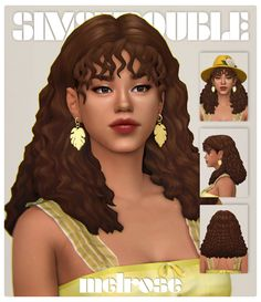 """wifemomsimmer: """" simstrouble: """" TRAMONTO SET by simstrouble Hello angels, it's been a long time. I miss y'all 🤧💖 I hope all of you are safe and sound (stay inside! I didn't had any motivation (or. Sims Four, Sims 4 Teen, Sims 4 Mm Cc, Sims 4 Mods Clothes, Sims 4 Clothing, Pelo Sims, Sims 4 Characters, Sims 4 Cc Packs, Sims Games"""
