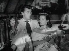 Macao (1952) Film Noir, Jane Russell,Robert Mitchum,,Josef von Sternberg Nicholas Ray