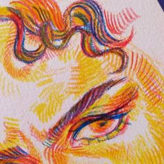 Art And Illustration, Illustrations, Art Sketches, Art Drawings, Art Et Design, Posca Art, Arte Sketchbook, Wow Art, Pretty Art