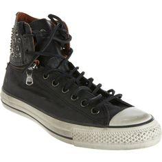 e12a32c3d2aeb9 Varvatos Studded Double Zip Converse Shoes