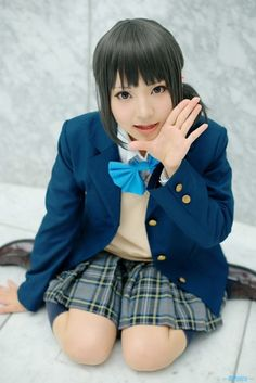 Nagase Iori from Kokoro Connect Cosplay || anime cosplay