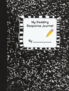 Mrs. Quimby Reads: Reading Response Journals