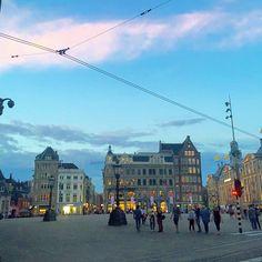 Amsterdam Photos, Amsterdam Travel, Summer Sunset, Photo Diary, Sunsets, Wanderlust, Street View, Europe, Adventure