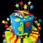 Toy Airplane Birthday Cake » Childrens Cakes