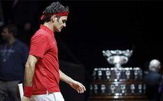 Roger Federer culmina la leyenda del mejor jugador de la historia con la Copa Davis