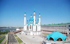 Сплетение религий в Казани. russia-dmc.com