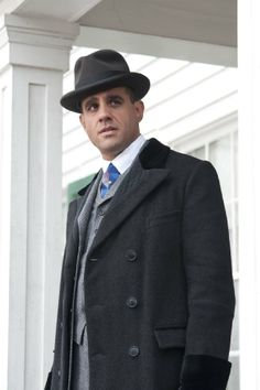 Bobby Cannavale as Gyp Rosetti in Boardwalk Empire. Crazy as hell but sexy.