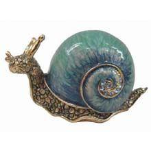 gorgeous snail thimble--love this!
