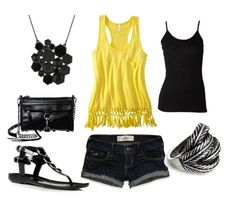 (:  Everything but the yellow top... Yellow isn't my color
