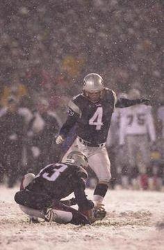 The Snow Bowl - Adam Vinatieri
