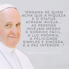Oração da felicidade Papa Francisco