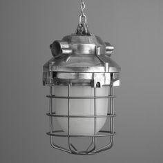 Eastern Bloc industrial lighting (W) | Vintage Lighting