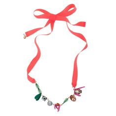 Little Mayhem for J.Crew beaded necklace for girls. Fun tween gift for summer.