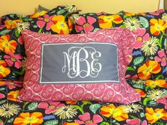 Paperly's personalized pillows is the ultimate kid's gift.  Choose from dozens of designs, colors and fonts.