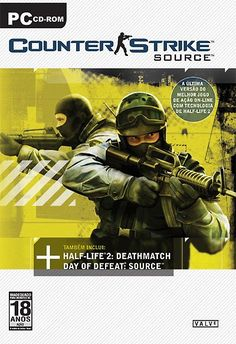Counter Strike 1.3 With Bots, Half Life, Cracks And Keygens image
