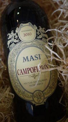Masi Campofiorin - This is a super-charged Valpolicella! After an initial fermentation of selected ripe berries, Masi do something which is their speciality, re-ferment over semi-dried grapes followed by a malolactic fermentation. The result is richness, power and a velvety smoothness. This is simply too easy to drink...gorgeous cherry kirsch and blueberry flavours with hints of vanilla and cocoa. Better but two bottles, the first will slip down with a satisfying ahhhhhh!
